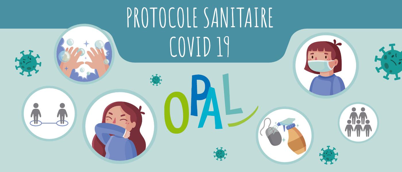 Article Opal 67 Protocole COVID 19